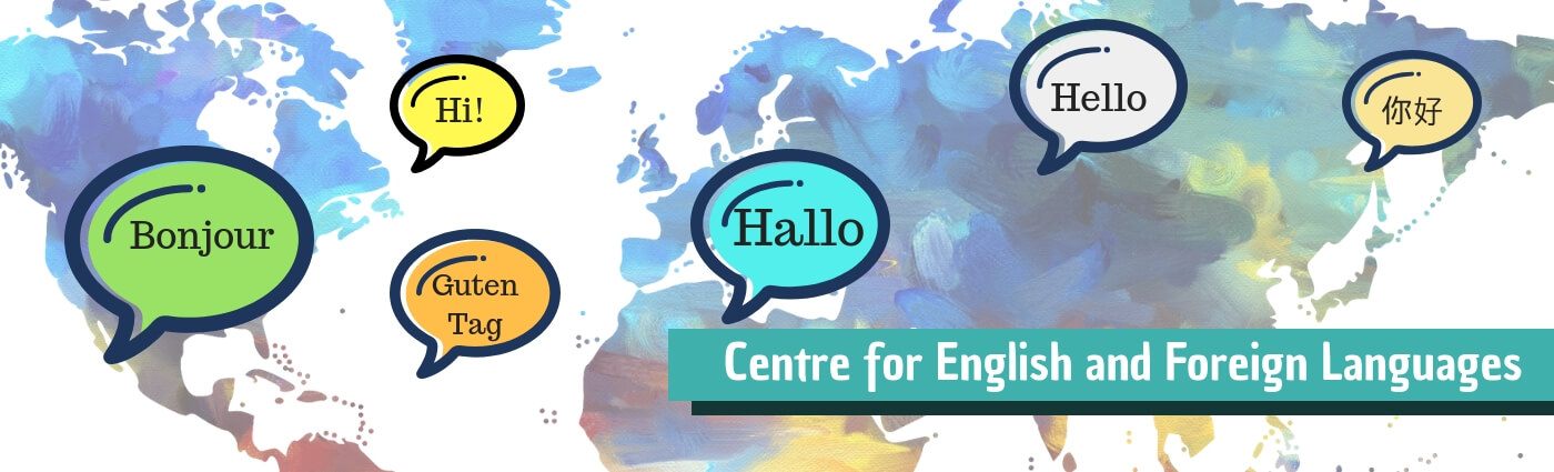 Centre for Foreign Languages